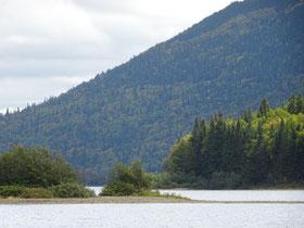 Urlaub in New Brunswick: Szene aus dem Mount Carleton Provincial Park.
