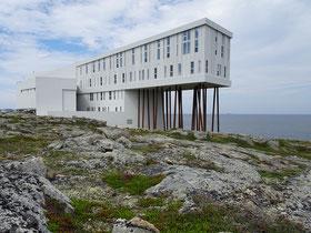 Fogo Island Inn: Ein exklusives Hotel mit 29 Zimmern.