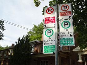 """Parken in Toronto: """"Bevor Sie beginnen, lesen Sie sich bitte die Aufgabenstellung gründlich durch."""""""