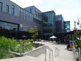 Am Lakeshore Campus des Humber College in Toronto.