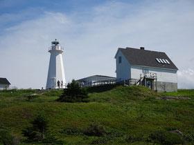 Urlaub in Neufundland: Der Leuchtturm von Cape Spear.