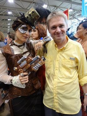 Grossartiges Kostüm - selbst gemacht!!!