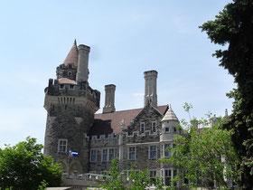 Casa Loma in Toronto, die einstige Privatburg von Henry Pellat.
