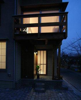 宝の家/設計:いろは設計室