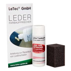 Leder Fresh zur Farbangleichung  für Leder; u. a. bzgl. einer Laptoptasche