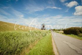 beachtenswert fotografie, Amrum, Windmühle, Landschaft, Nordsee, Insel, nordfriesische Inseln