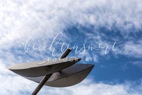 beachtenswert fotografie, Fotokunst, Husum, Himmel, Schiff, Denkmal, Kunst
