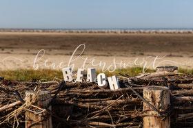 beachtenswert fotografie, Nordstrand, Beach, Fotokunst