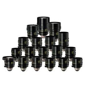 puhlmann Cine GmbH - S4/i Prime Lenses