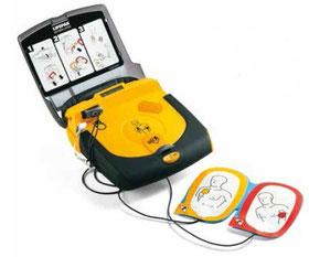 Bild: Beispiel AED