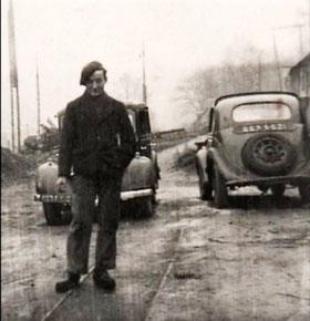 Mon père Maurice TEULIÉ