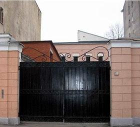 Бывший ЗЦ на ул. Черняховского