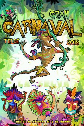 Fiestas en Telde Carnaval