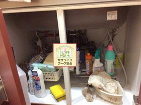 大阪兵庫で家事代行サービスは片付け上手で快適な暮らしをご提案シンク下ビフォー