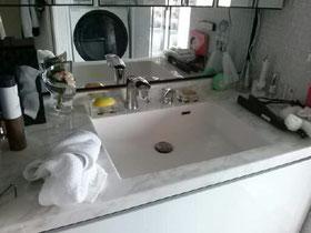 大阪兵庫で家事代行サービスは片付け上手で快適な暮らしをご提案洗面所