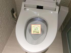 大阪兵庫で家事代行サービスはお掃除上手で快適な暮らしをご提案トイレ清掃AFTER