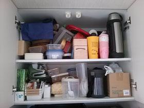 大阪兵庫で家事代行サービスはお掃除上手で快適な暮らしをご提案棚BEFORE