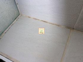 大阪兵庫で家事代行サービスはお掃除上手で快適な暮らしをご提案お風呂のタイル清掃BEFOR