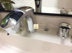 大阪兵庫で家事代行サービスはお掃除上手で快適な暮らしをご提案洗面所清掃AFTER