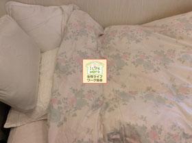 大阪兵庫で家事代行サービスはお掃除上手で快適な暮らしをご提案お布団交換AFTER