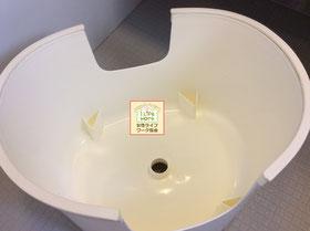 大阪兵庫の家事代行サービスでお風呂掃除AFTER