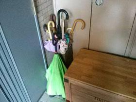 大阪兵庫で家事代行サービスは片付け上手で快適な暮らしをご提案傘立て