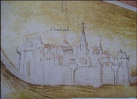 Ansicht von 1497