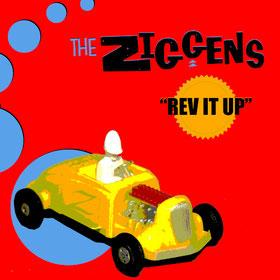 The Ziggens - Rev it up