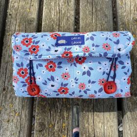 tapis a langer nomade artisanal pour bebe