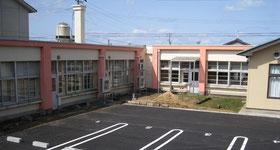 中ノ江事業所の南側駐車場