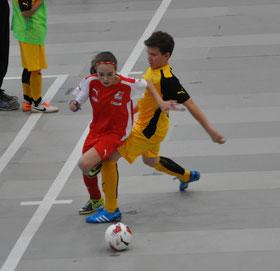 Das 3- tägige Futsalturnier als LAZ-Highlight für Lisa