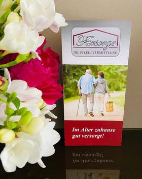Fürsorge - Die Pflege Vermittlung - 24h Pflege - Zuhause