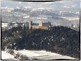 il Castello di Strozzavolpe