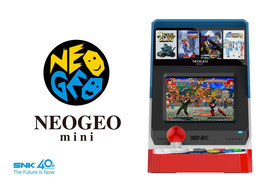 Neo Geo Mini Real Bout Fatal Fury