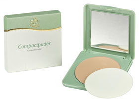 no animal testing, natural cosmetics, vegan, compact powder, fine, light, covering, dull complexion, velvety soft skin, transparent
