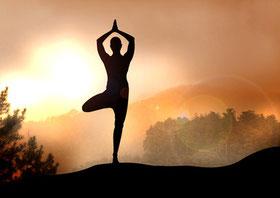 Yoga mit therapeutischer Wirkung