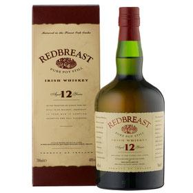 Redbreast 12 Jahre Single Pot Still Irish Whiskey
