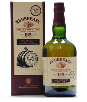 Redbreast 12 Jahre Cask Strength