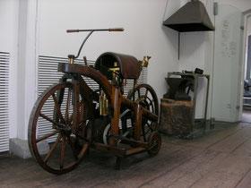 Reitwagen Gottlieb-Daimler-Gedächtnisstätte Bad Cannstatt