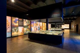 Una de las Salas del museo. Por MUTUR