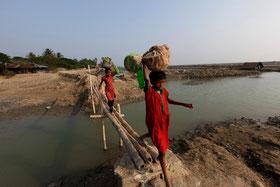 Las regiones más afectadas serían África al sur del Sahara, Asia meridional y América Latina / FOTO: ACNUR