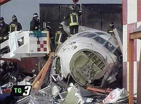 Ende von SK686/Courtesy: Unfalluntersuchungsbehörde