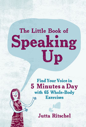 book-cover The Little Book of Speaking Up