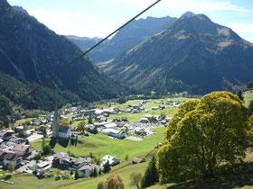 Ferienhaus Müller in Mittelberg, Kleinwalsertal, Österreich