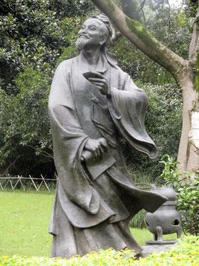Lu-Yu - Maître de thé