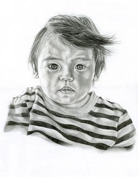 Portrait de vos proches : enfants, petits-enfants