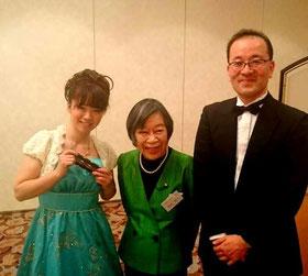 今回ご紹介くださった西田様(写真中央)