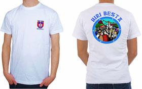 T-shirt Hiri Besta - Eglantins Hendaye