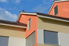 Hopf & Wirth Architekten ETH HTL SIA Winterthur: Neubau 3 Doppelhäuser, Turbenthal, L+B AG HGV, Winterthur