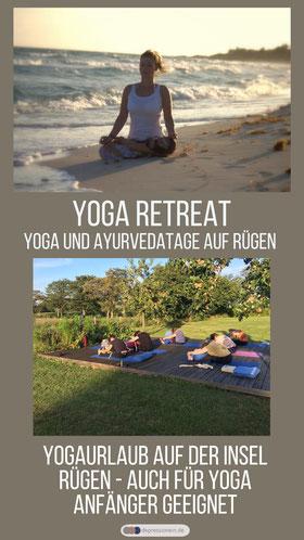 Yoga und Ayurvedatage auf Rügen - Yoga Retreat Deutschland